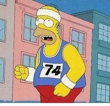 homerjogging